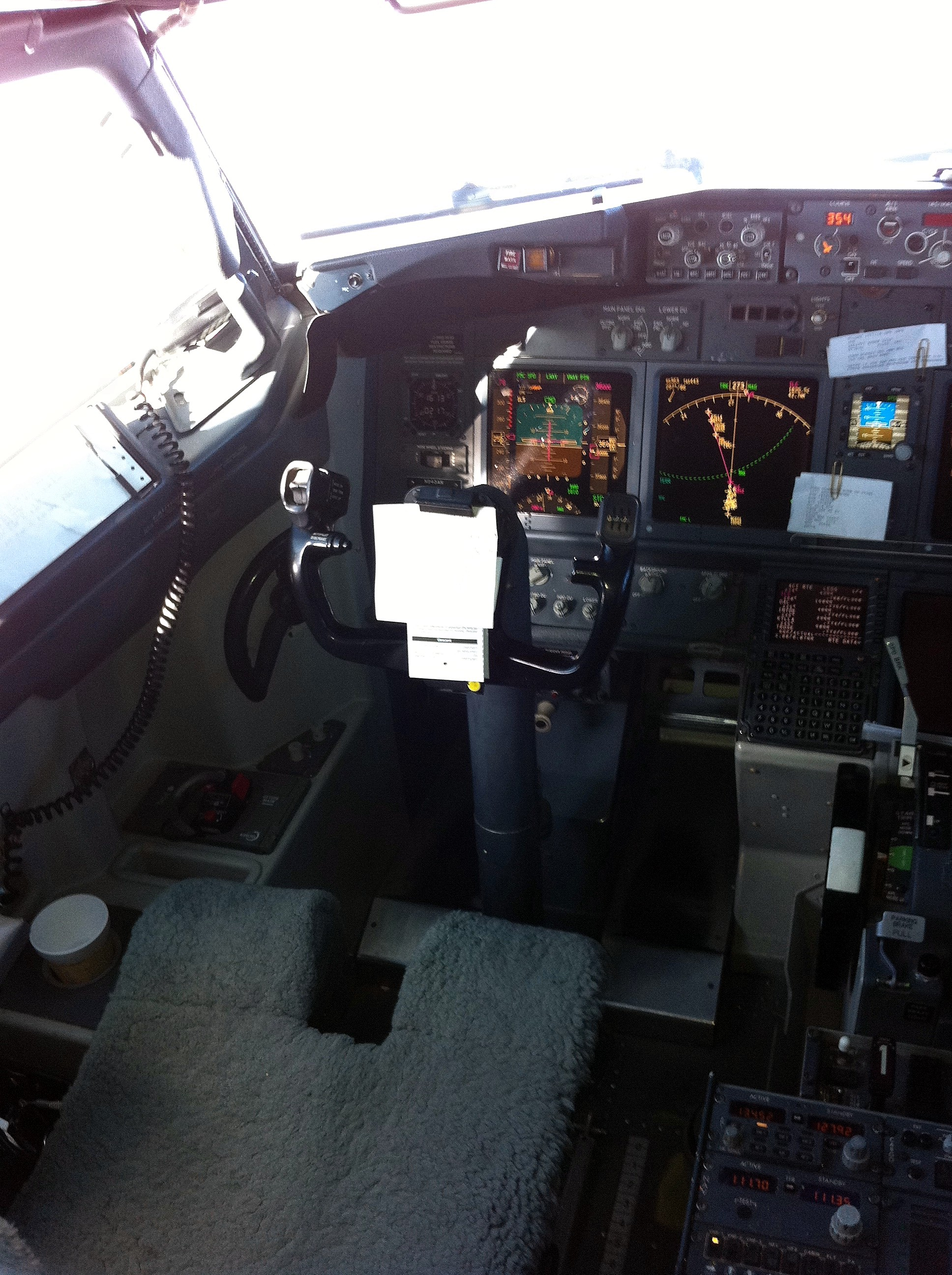 space shuttle seats - photo #3