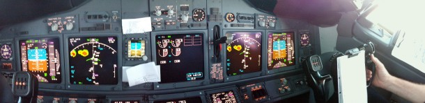 cockpit pano