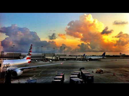 fll sunset