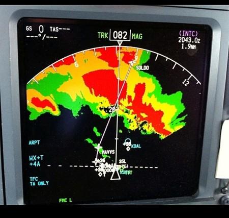 wx radar departure