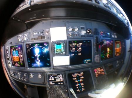 bug eye cockpit