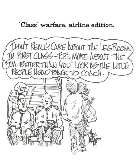 class warfare