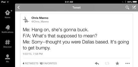 buck twitter