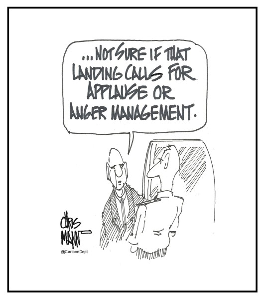 air applause anger management