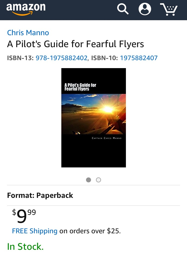 Amazon order page