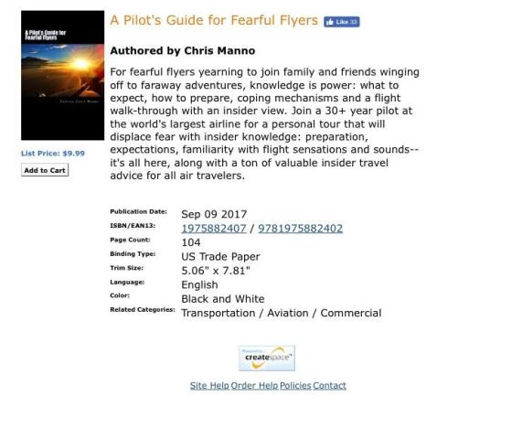 createspace screenshot