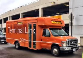 dfw airport link bus