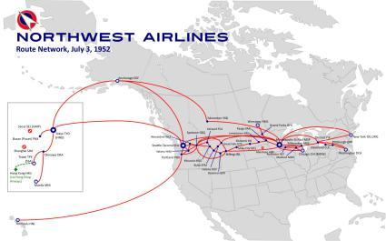 路线图NWA