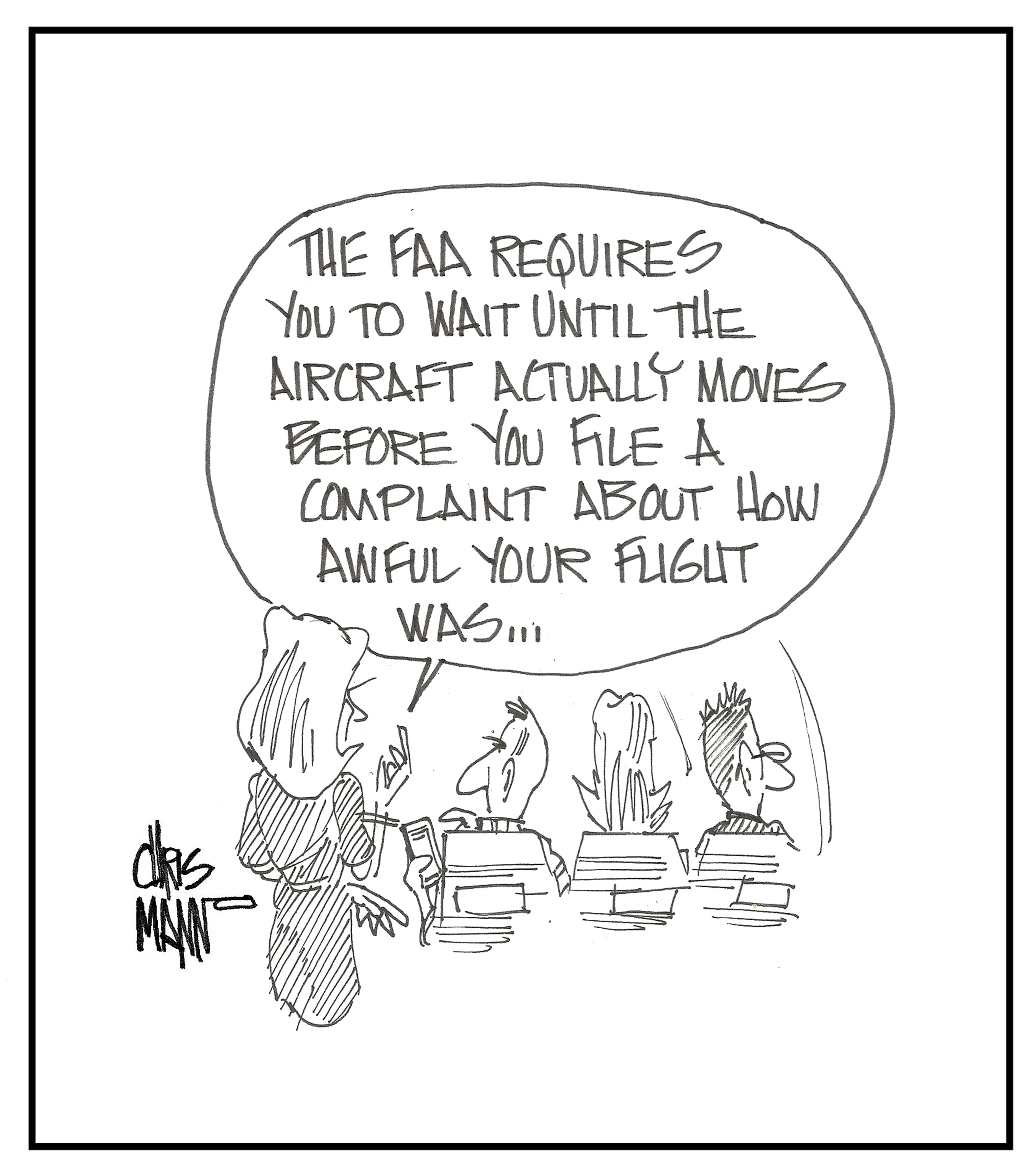 air complaint
